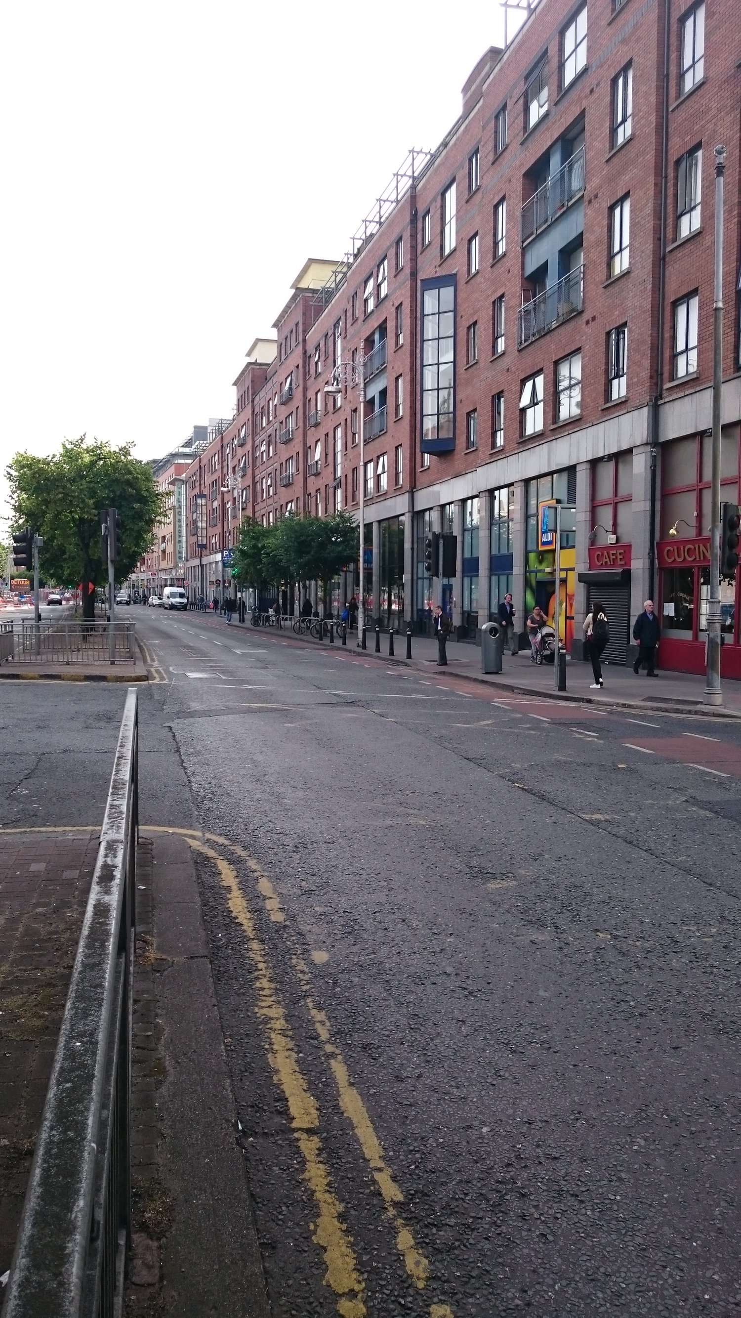 Dublin Bus Site Sell-Off