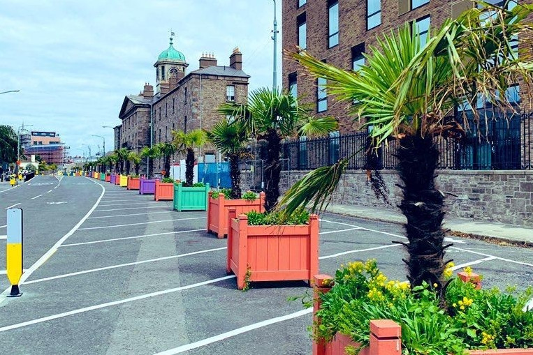 Council vote on Filtered Permeability trial in Grangegorman