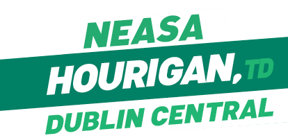 Neasa Hourigan, TD for Dublin Central