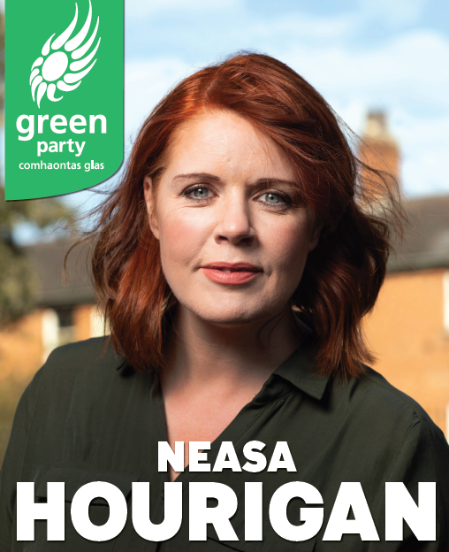 Neasa Hourigan running in Dublin Central for 8th Feb. General Election